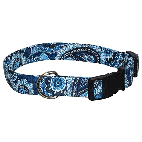 Elmou0027s Closet Christina Dog Collar (Large)