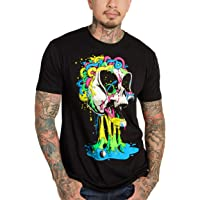 INTO THE AM Men's Graphic Tees - Novelty Graphic T-Shirts