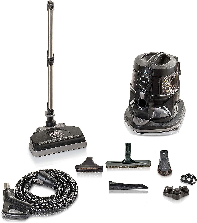 Genuine E2 Black E Series Rainbow Vacuum Cleaner(Renewed)