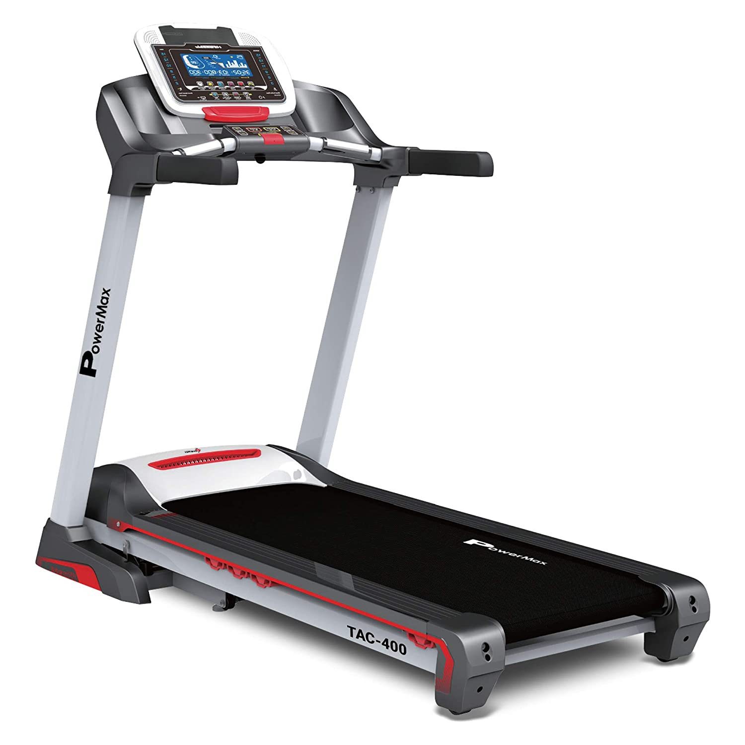 best treadmill for marathon training powermax fitness tac400