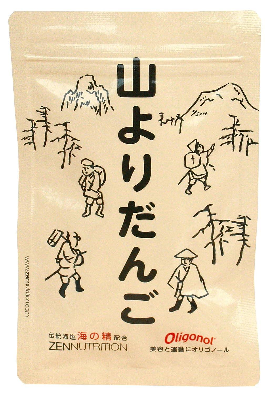 ZEN NUTRITION(ゼンニュートリション) 山よりだんご 80g