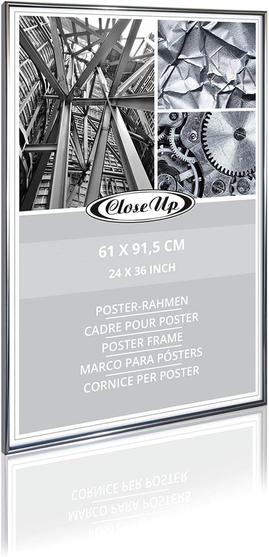DELUXE35 Bilderrahmen 61x39 cm oder 39x61 cm Foto//Galerie//Posterrahmen