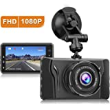 Dash Cam for Cars 1080P FHD Car Dash Camera CHORTAU 2021 New Version Car Camera Recorder 3.2Inch Screen Dashboard Camera…