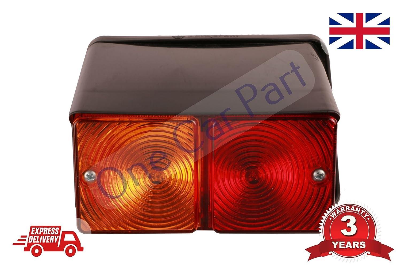 Paar 2610/3610/4000/4610/5000/5600/7700/Traktor 550/Bagger R/ücklicht Lampe