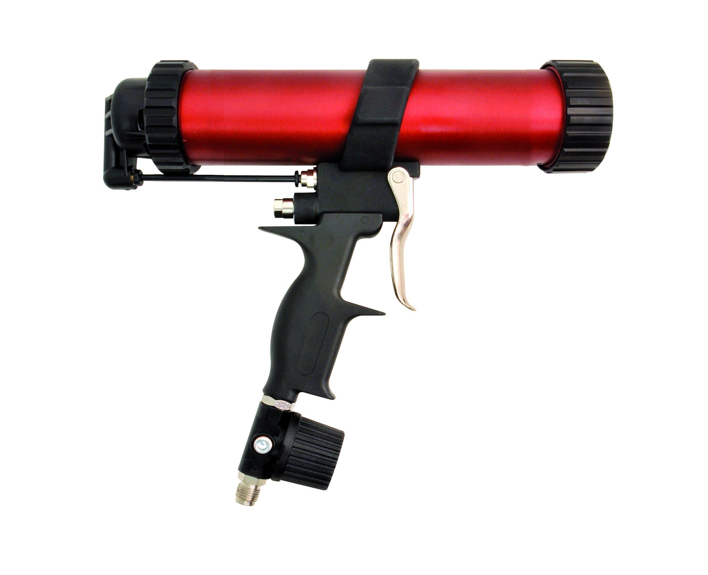 Pneumatic Cartridge Caulking Gun by PMT
