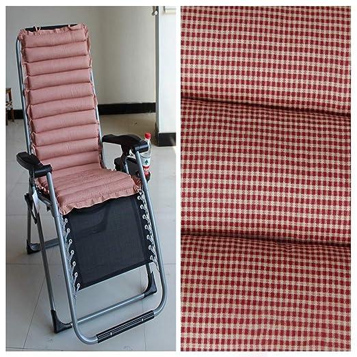 XUDAN Cojin Tumbona Cojín reclinable de Tela de algodón ...