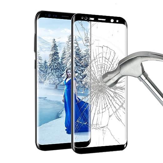 18 opinioni per Samsung Galaxy S8 Plus Pellicola Vetro Temperato, Ubegood Samsung Galaxy S8 Plus