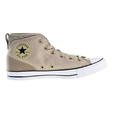 Converse Chuck Taylor All-Star Suede Street Mid Men's Vintage  Khaki/Malt/Herbal