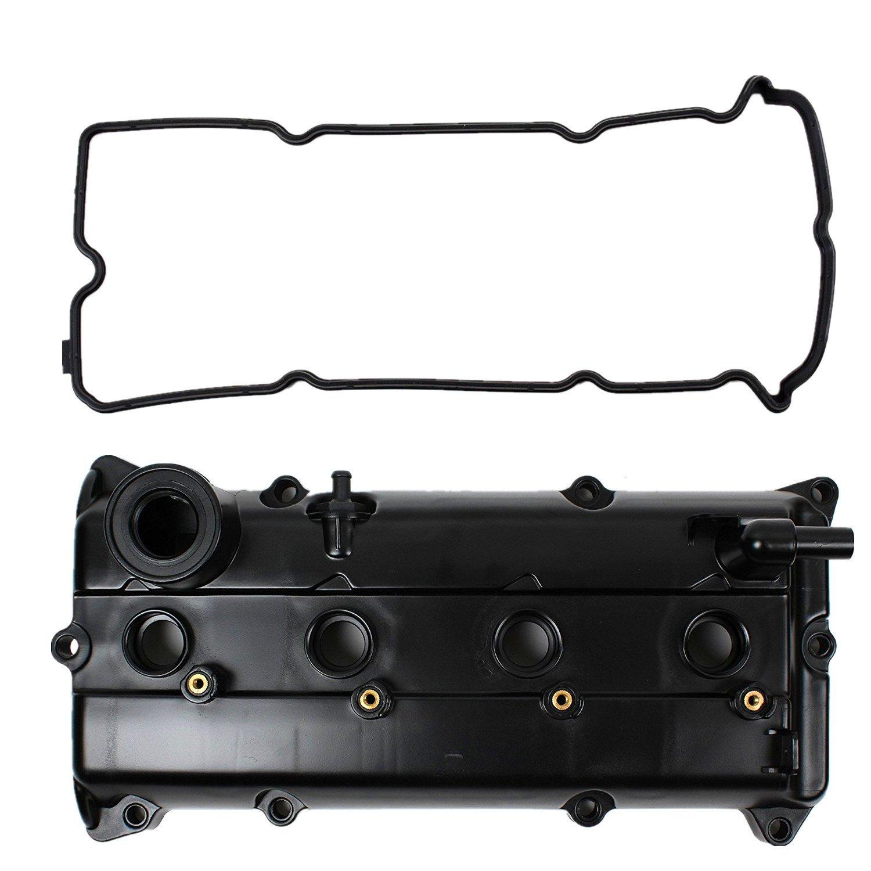 Amazon.com: New Engine Valve Cover+Gasket+Spark Plug Seals for Nissan 02-06  2.5L Altima Sentra QR25DE: Automotive