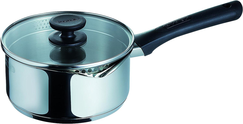 Pyrex origine Plus Casserole avec couvercle 16 cm//1.4 L pots casseroles non-Stick Cookware