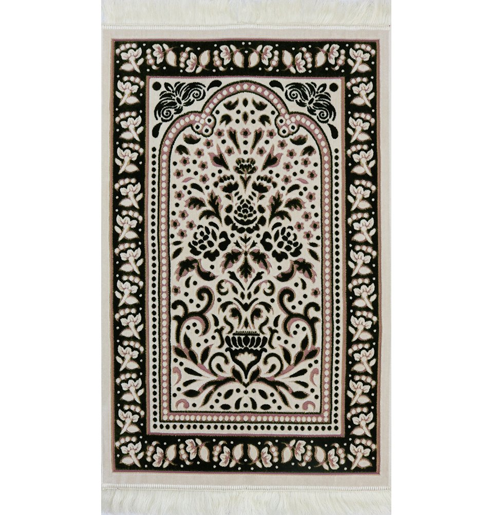 Durable and Beautiful Woven Structure Bright and Bold Geometric Mandala Pattern Attractive Rug with Jute Backing Superior Fancy Medallion Collection 4 x 6 Area Rug