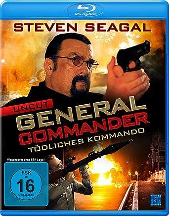 General Commander - Tödliches Kommando Alemania Blu-ray ...