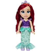 """Disney Princess My Friend Ariel Doll 14"""" Tall Includes Removable Outfit and Tiara"""