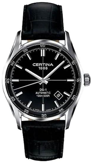 e49a9489383b Certina 0 - Reloj de automático para hombre