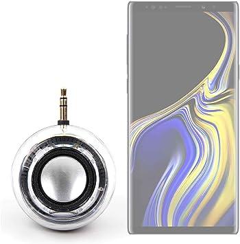 DURAGADGET Mini Altavoz Minijack para Smartphone Samsung Galaxy ...