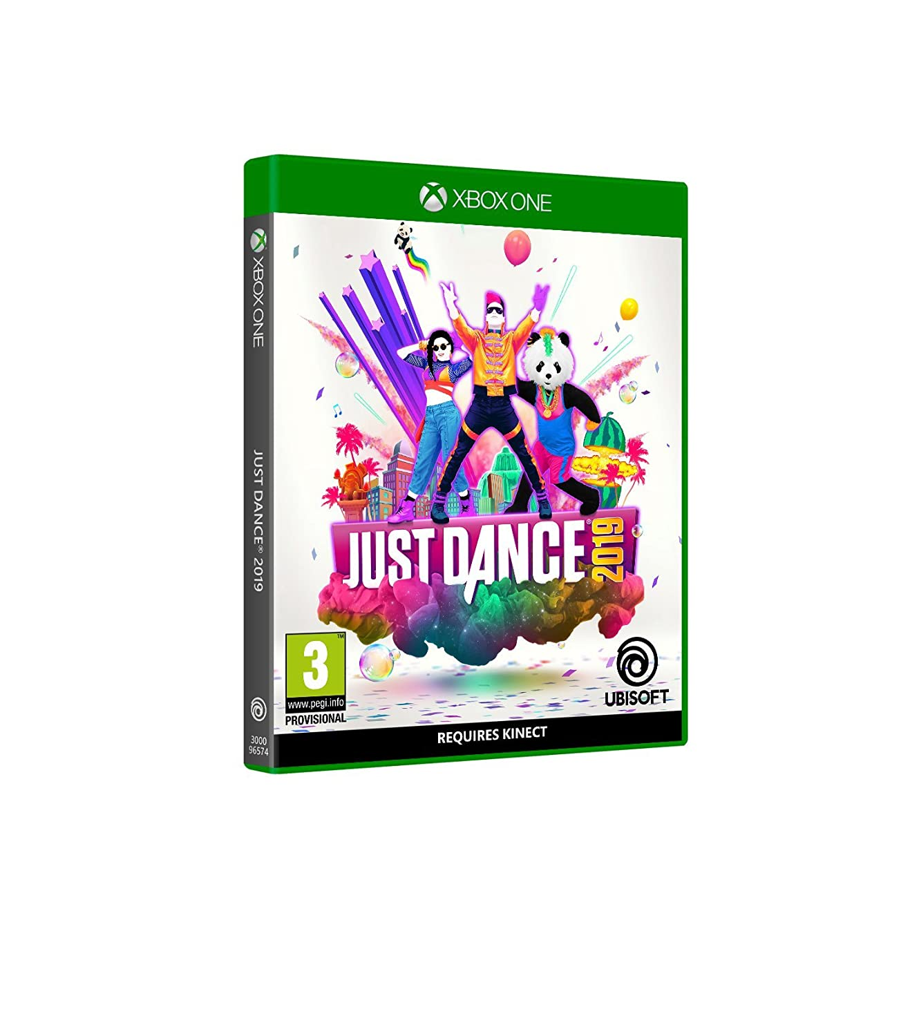 Just Dance 2019 - Xbox One [Importación francesa]: Amazon.es ...