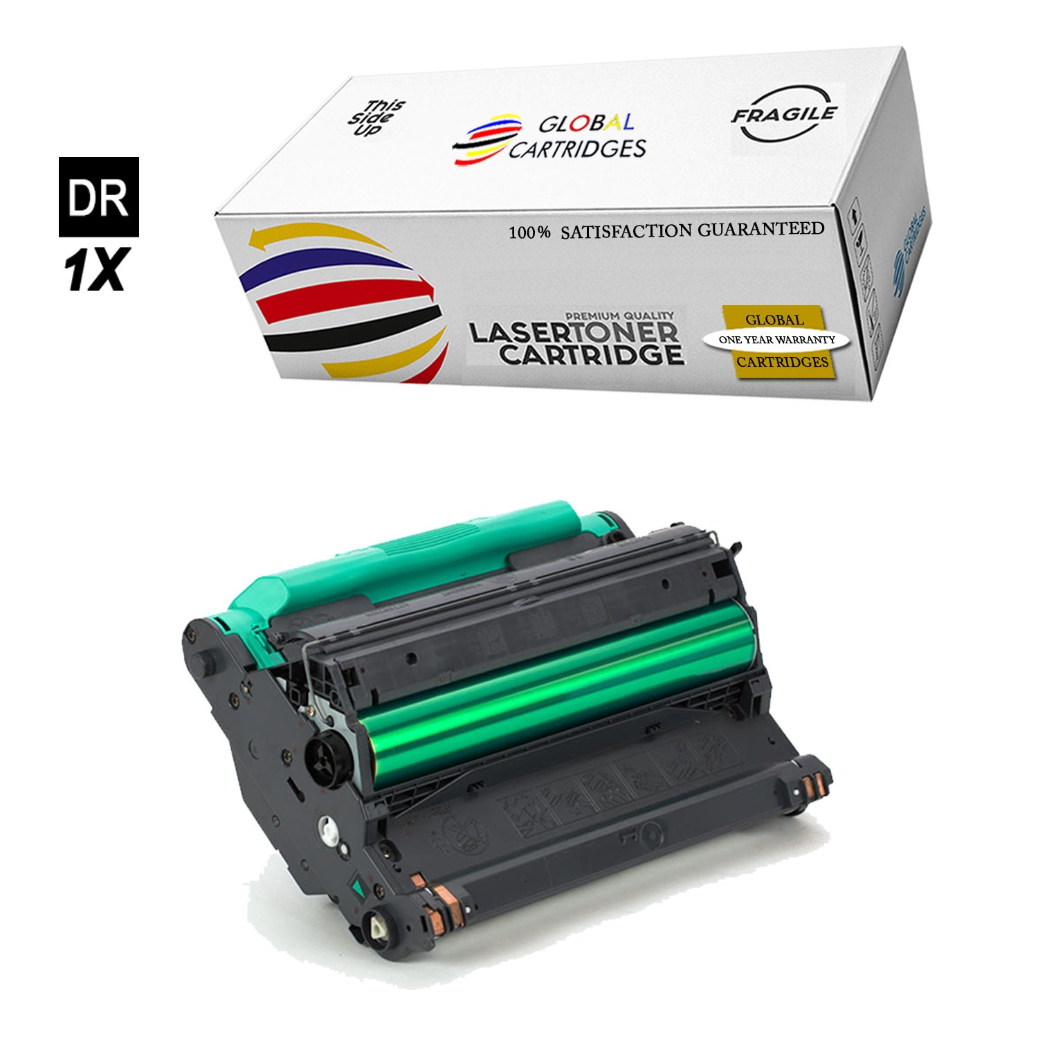 GLB Premium Quality HP 2550 /HP 122A Drum Unit HP C9704A Professionally Remanufactured in USA for HP Color LaserJet 2550, 2820, 2840, 2550n, 2550LN Series Printers