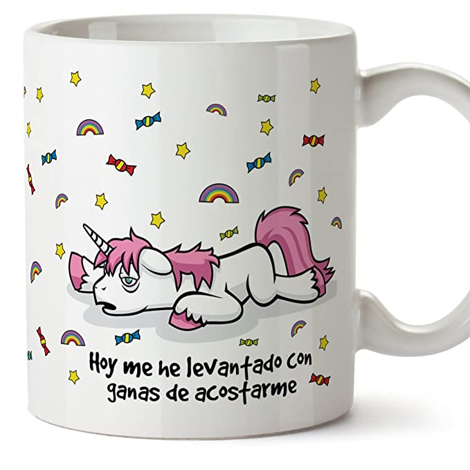 Taza de Unicornio LOL