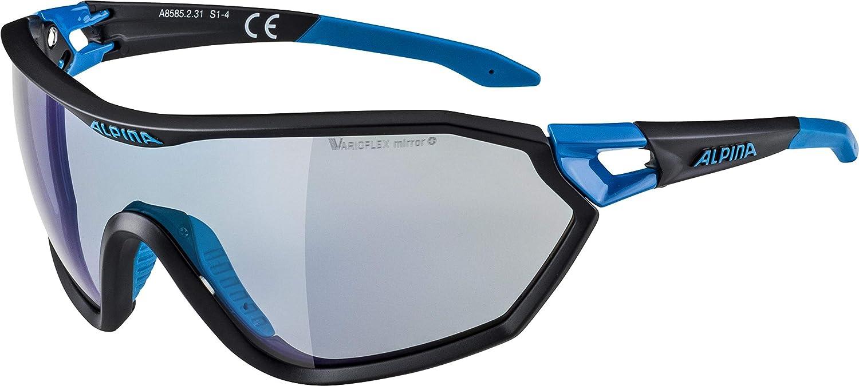 ALPINA Erwachsene S-Way VLM+ Sportbrille