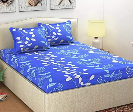 f8aef45f27 Bedsheet Range - Nice Quality Finishing by Shantnu Home Dcor  160 Tc 3D  Print Poly