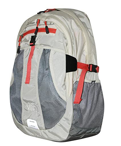 e10bff5d1 The North Face Women Recon laptop backpack book bag 17X14X4 (VINTAGE WHITE)