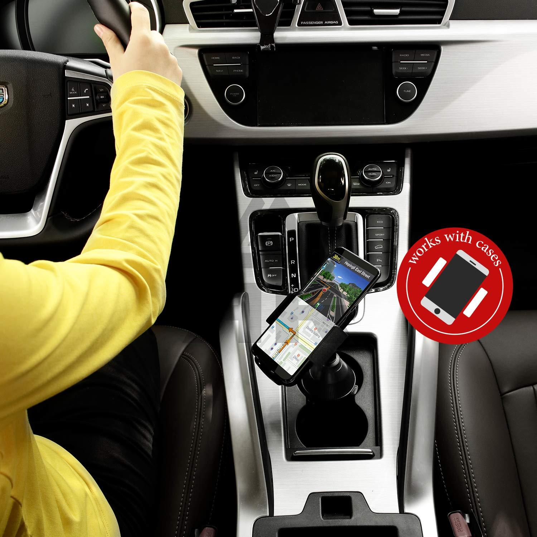 Amazon.com: Soporte universal para teléfono móvil para coche ...