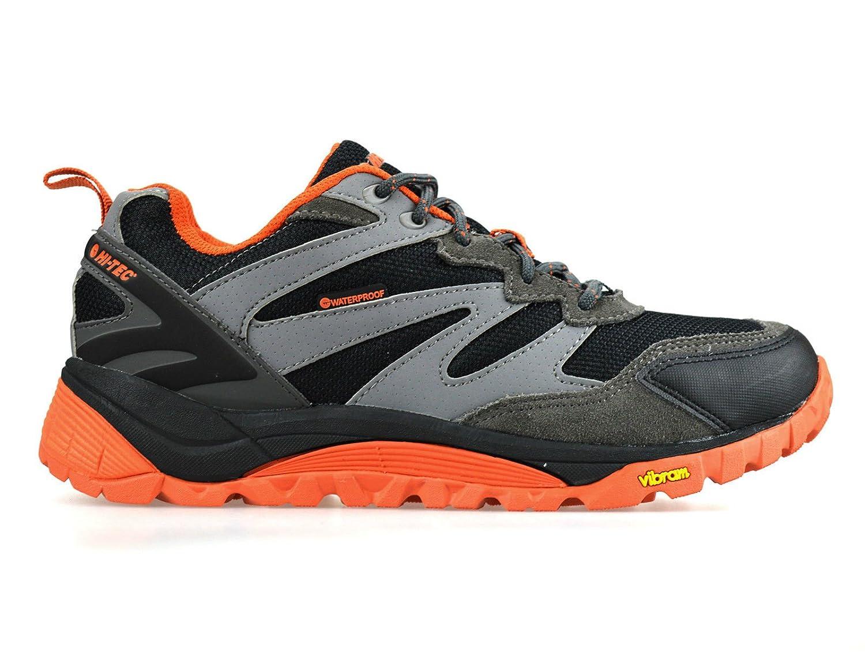 kod promocyjny kupuj bestsellery dobrze out x Hi-Tec Mens Waterproof Vibram Sole Hiking Walking Trail ...