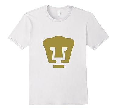 Mens Pumas UNAM Mexico - Playera Camisa T Shirt Futbol Jersey 2XL White