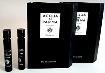 Acqua Di Parma COLONIA ESSENZA (2x) Eau De Cologne 1.2ml-0.04fl