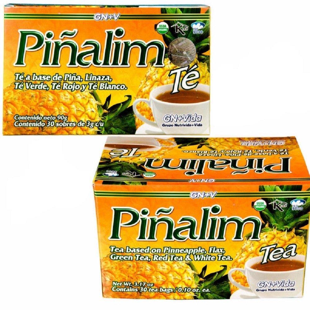 2 Pack Te Pinalim Tea GN+Vida Weight Loss Tea Diet by Standpoint