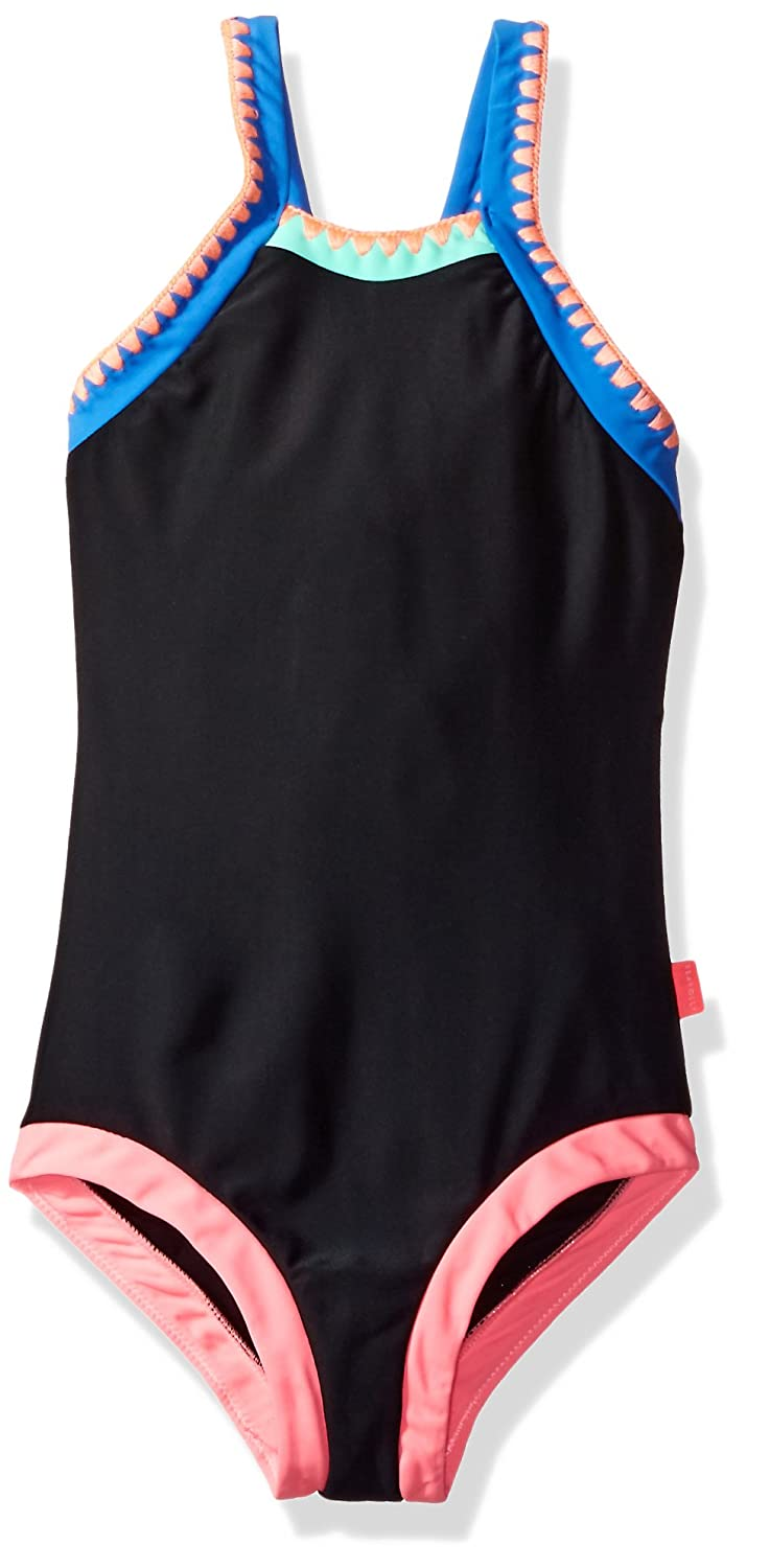 Seafolly Big Girls Festival Surf Block Tank