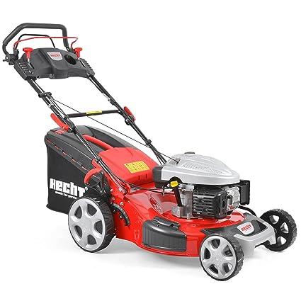 HECHT 5564 SX Cortacésped de gasolina 4,4 kw/6 PS Potencia del motor