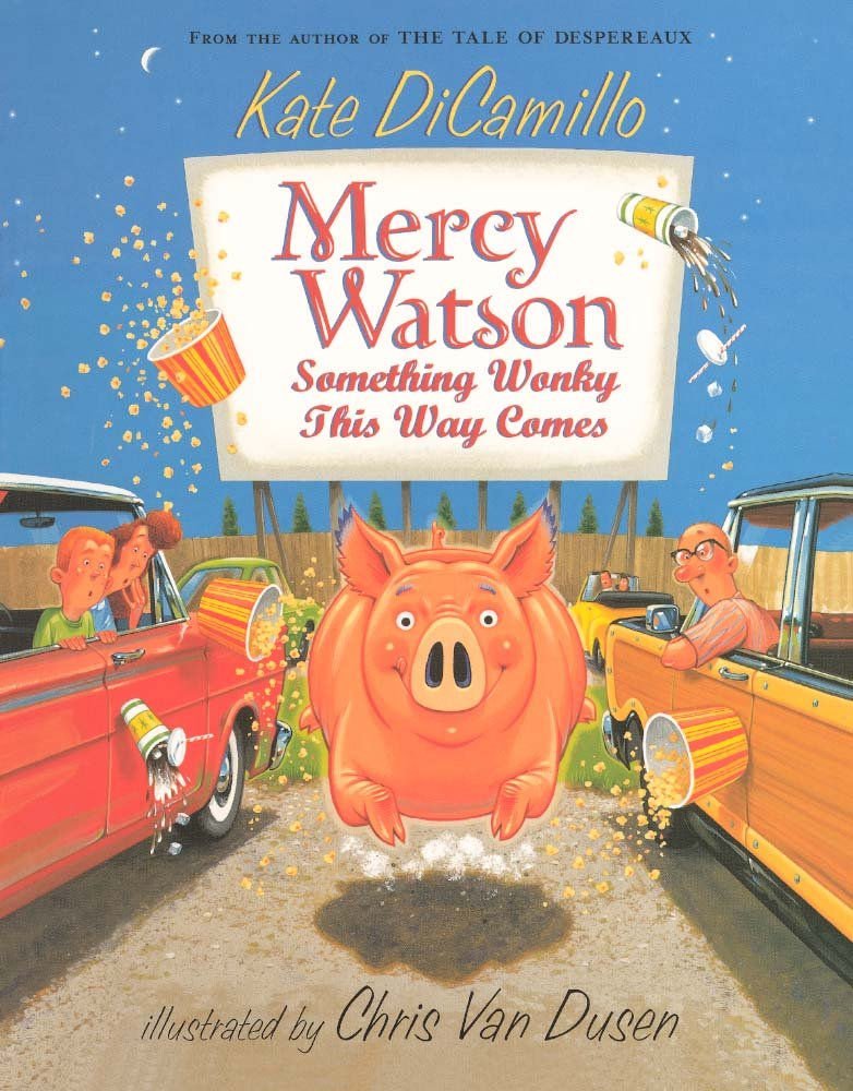 Download Something Wonky This Way Comes (Turtleback School & Library Binding Edition) (Mercy Watson) pdf