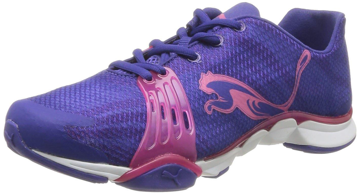 Puma Mobium XT Wn's - Zapatillas De Deporte Para Exterior de material sintético mujer 37.5 EU|Violeta - Violett (Spectrum Blue-beetroot Purple 02)