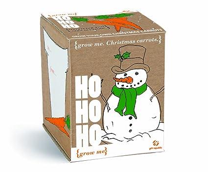 Gift Republic Grow Me Ho Ho Ho Snowman Gift Box