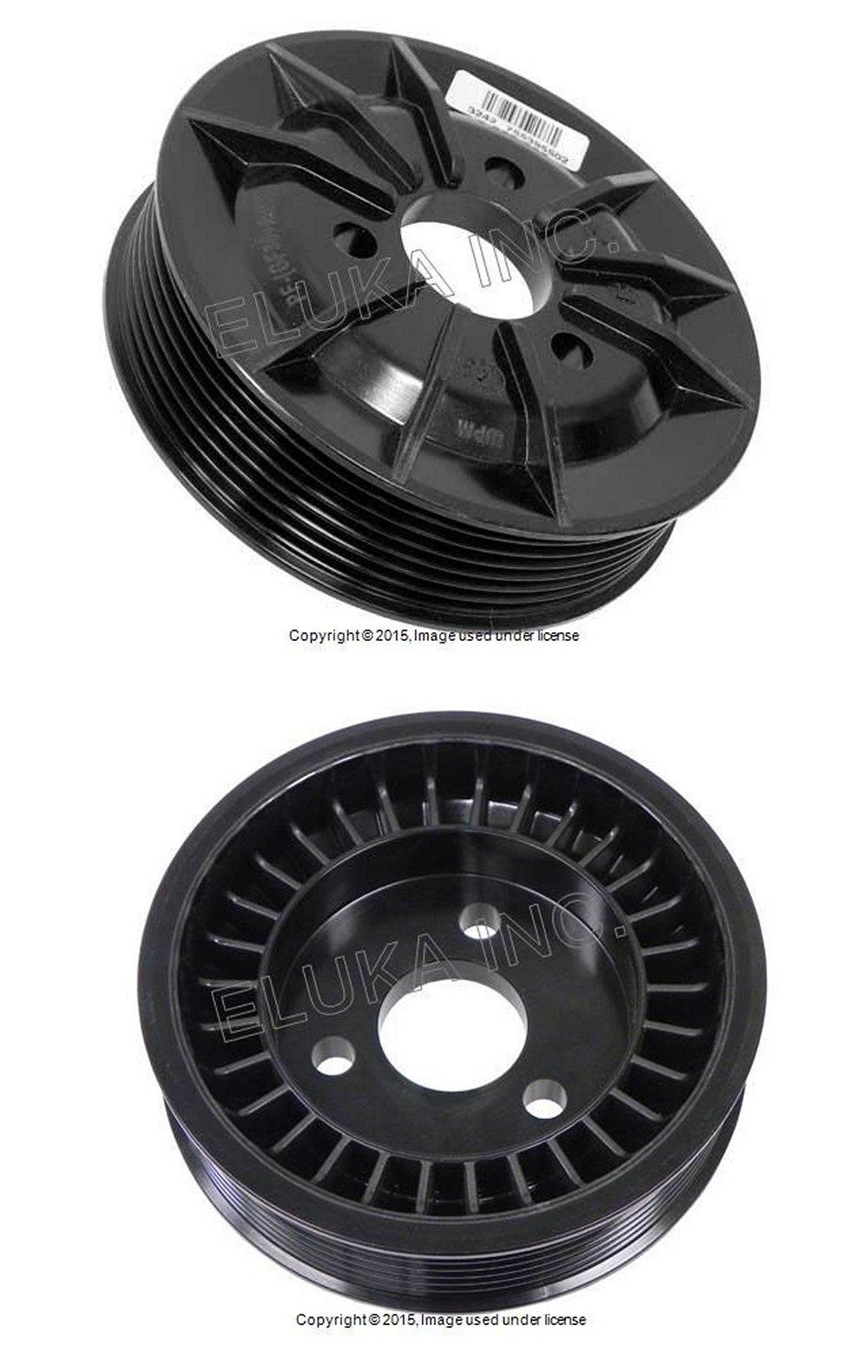 BMW Genuine Active Steering Pulley - Power Steering Pump 135i M Coupé 135i 335i 335xi 335i 335xi 335i 335xi 335is 335i 335is