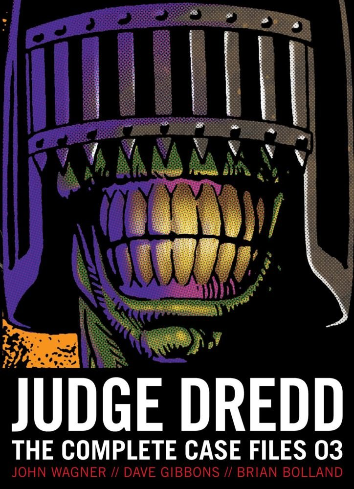 Judge Dredd The Complete Case Files 07 NEW Image Graphic Novel Comic Book