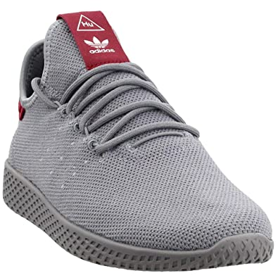 Adidas Sneakers Mens Pharrell Williams Tennis Hu White