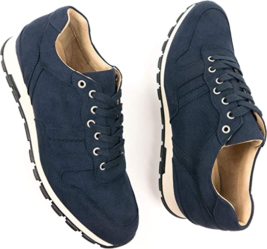 Will's Vegan Shoes Mens Milan Trainers