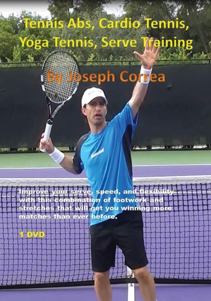 Amazon.com: Tennis Abs, Cardio Tennis, Yoga Tennis, Serve ...