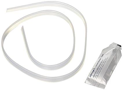 Croydex - Cinta selladora para mamparas (1 m, para Huecos de 1 a 8 mm), Color translúcido: Amazon.es: Industria, empresas y ciencia