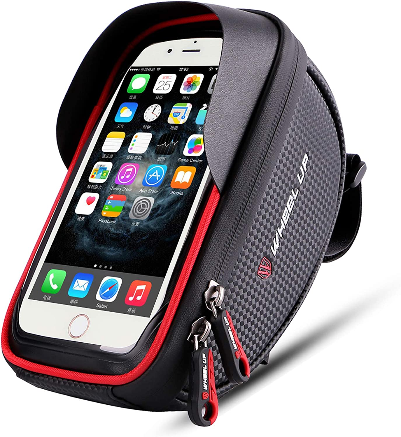 Waterproof Bicycle Bike Bags Mount Phone Holder Cases Bag Pouch Cover for Mobile
