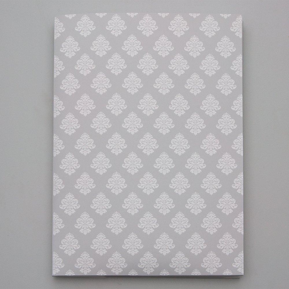 2 Schreibbl/öcke Mohnblumen Klatschmohn je 24 Blatt Format DIN A4 mit Deckblatt 7420-2