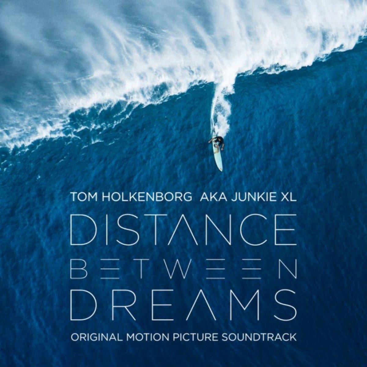 Vinilo : Junkie XL - Distance Between Dreams - Original Motion Picture Soundtrack (Turquoise)