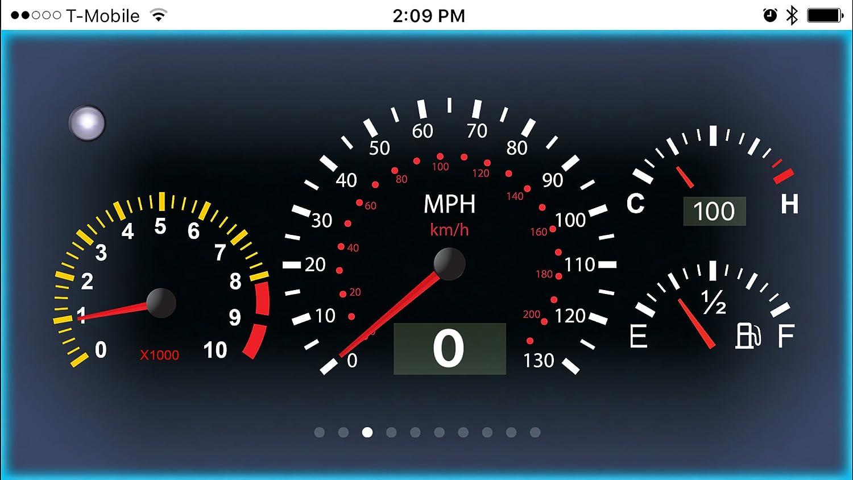Marche//Arr/êt automatique Faible consommation d/énergie Configurable Bluetooth Outil de diagnostic pour voiture BLE OBD-II de Lelink Pour iPhone//iPod//iPad et Android