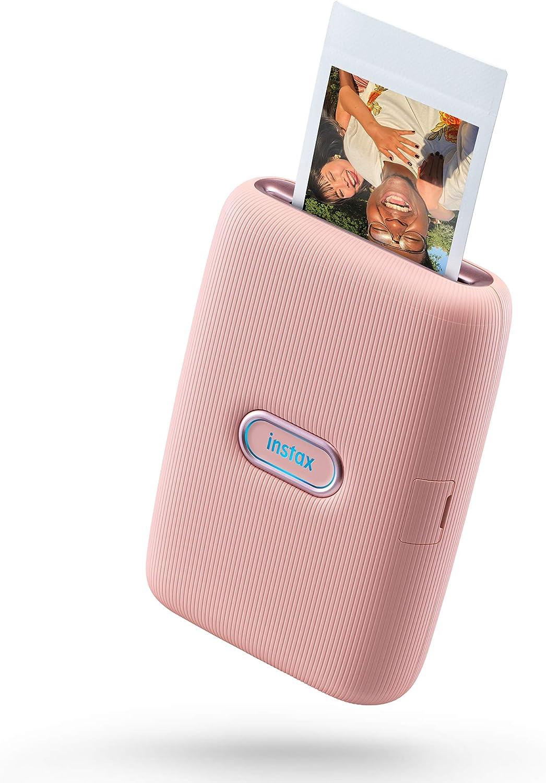 Instax Link Smartphone Printer Dusky Pink Mini Kamera