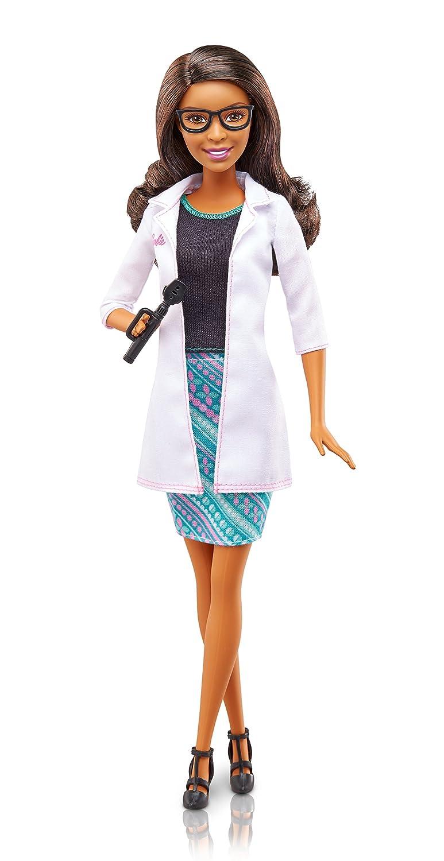 Barbie Careers Eye Doctor - Brunette Fisher Price / Mattel Canada FCP28