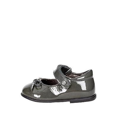 Naturino 0012010338.01.9103 Ballet Flats Girl Charcoal Grey 24