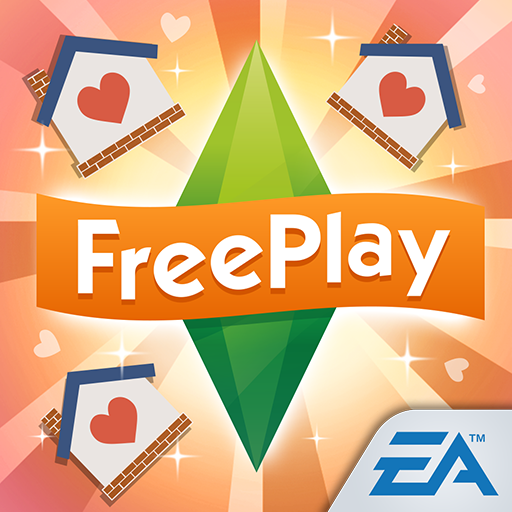 The Sims Freeplay (Best Home Building App)