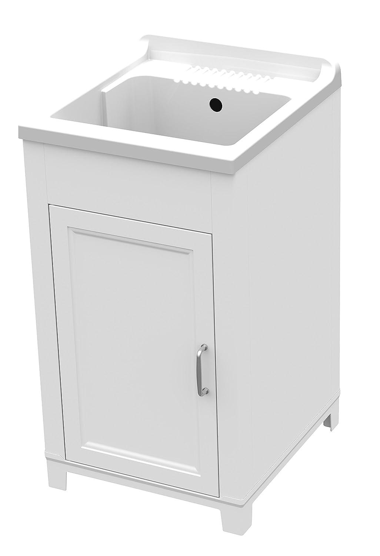 Muebles para pilas de lavar best cuarto de lavado grande for Pilas de lavar con mueble